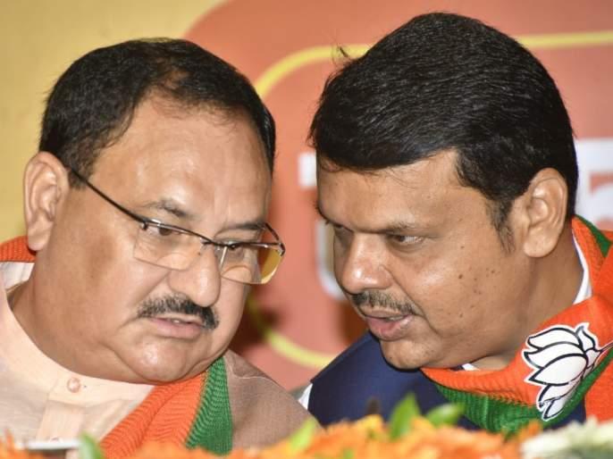 Maharashtra Election 2019: Before the election results, the Chief Minister announces the names of these 4 ministers | Maharashtra Election 2019: निवडणुकीच्या निकालाआधीच मुख्यमंत्र्याकडून 'या' 4 मंत्र्यांच्या नावाची घोषणा