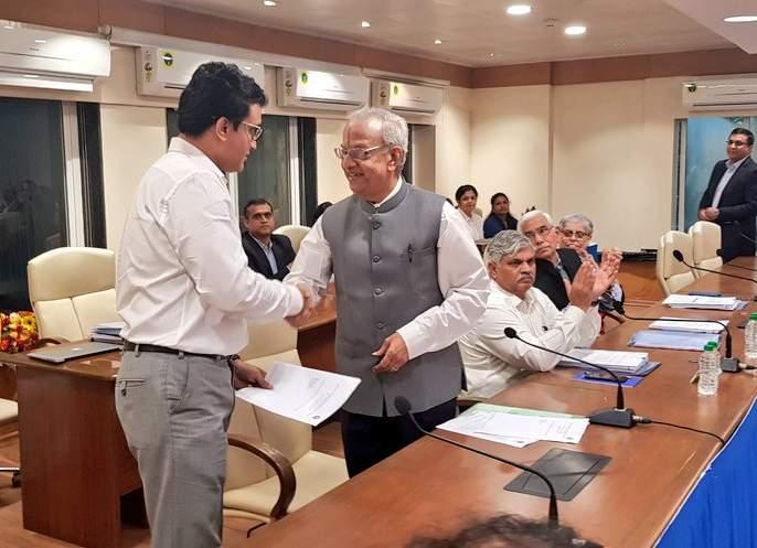 Sourav Ganguly accepted BCCI's presidency | सौरव गांगुलीने स्वीकारला बीसीसीआयच्या अध्यक्षपदाचा कारभार