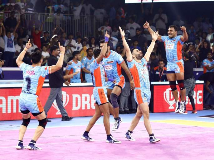 Pro Kabaddi League: Bengal win first title of pro kabaddi | प्रो कबड्डी लीग : दिल्लीच्या दबंगगिरीला रोखत बंगाल वॉरियर्सनेपटकावले जेतेपद