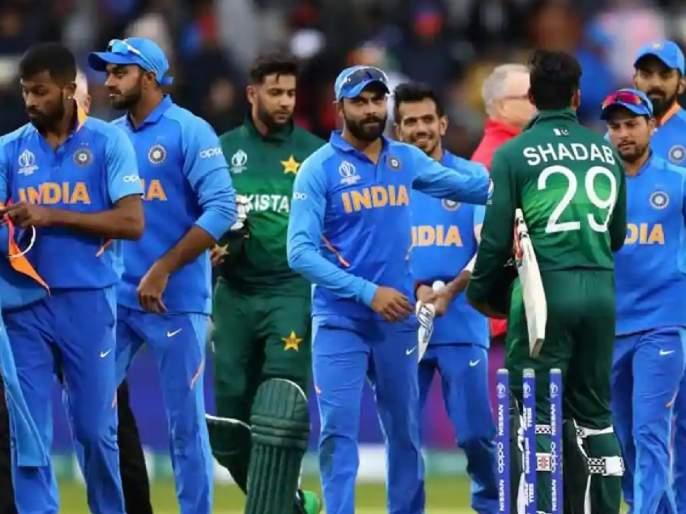 India, Pakistan don't play against each other due to Indian government's policy: PCB chairman Ehsan Mani | भारत-पाकिस्तान मालिका विचारातच घेत नाही, कारण...; पाकिस्तान क्रिकेट मंडळाचं वादग्रस्त विधान