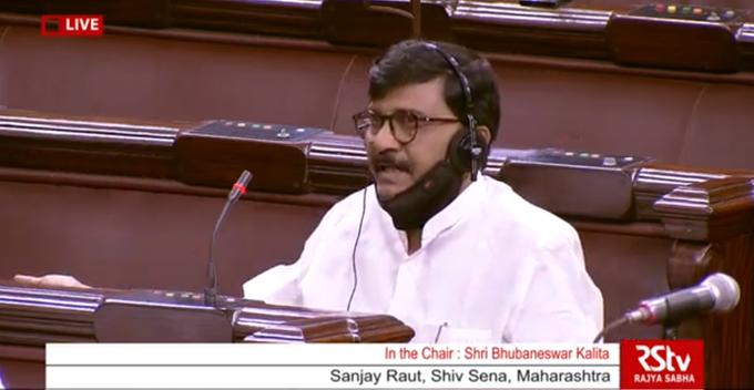 Did Union Minister resign due to a rumor ?; Shiv Sena MP Sanjay Raut question to the PM | एका अफवेमुळे केंद्रीय मंत्र्यांनी राजीनामा दिलाय का?; खासदार संजय राऊतांचा पंतप्रधानांना प्रश्न