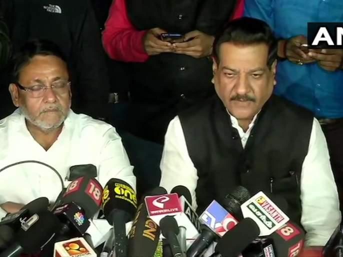 Maharashtra Election, Maharashtra Government: Stable government will come soon in Maharashtra; Big decision in Congress-NCP meeting | अखेर ठरलं! महाशिवआघाडीकडून शुक्रवारी सत्ता स्थापनेची अंतिम घोषणा होणार