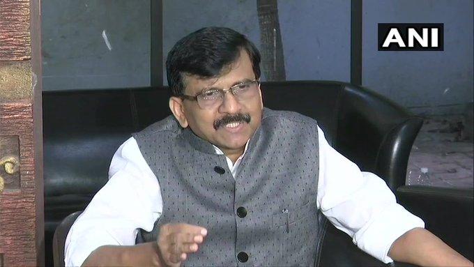 Maharashtra Election 2019: Now the time of the Congress-NCP; Sanjay Raut appealed   महाराष्ट्र निवडणूक २०१९: आता कसोटीचा काळ काँग्रेस-राष्ट्रवादीचा; संजय राऊतांनी केलं आवाहन