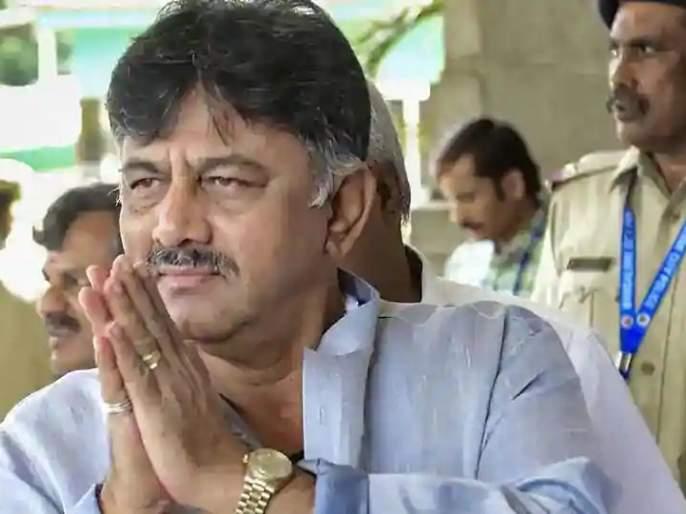 CBI raids 15 places, including Congress' DK Shivkumar's house | National News : काँग्रेसचे डीके शिवकुमार यांच्या घरासह 15 ठिकाणांवर सीबीआयची 'रेड'