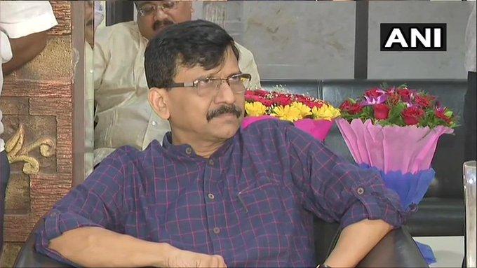Maharashtra Election, Maharashtra Government:Sanjay Raut targets Devendra Fadnavis; I won't say I come again because ... | Maharashtra Government: संजय राऊतांनी साधला देवेंद्र फडणवीसांवर निशाणा; मी पुन्हा येईन असं म्हणणार नाही कारण...