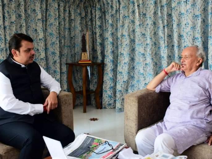 Maharashtra Election, Maharashtra Government:Leader of Maha Shiv Sena to meet Governor tomorrow Earlier, today Fadnavis met governor | Maharashtra Government: महाशिवआघाडीचे नेते उद्या राज्यपालांना भेटणार; तत्पूर्वी फडणवीसांनी घेतली भेट