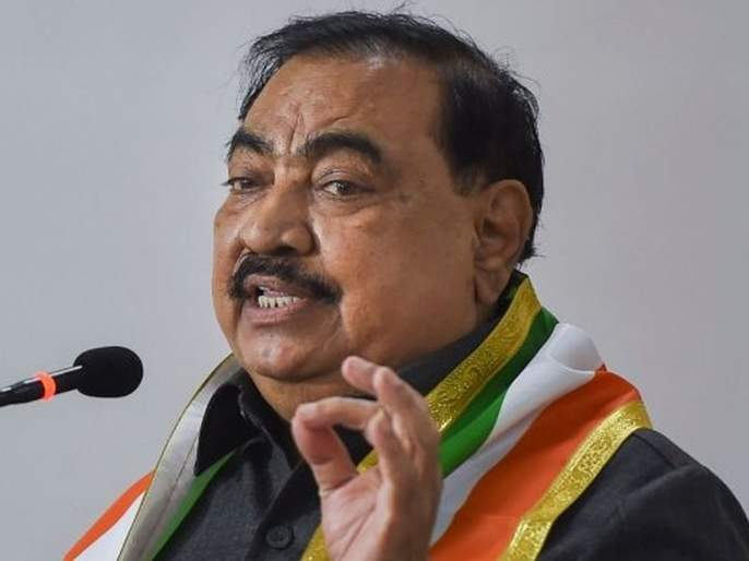 BJP will have to find an office in Muktainagar; NCP controle due to Eknath Khadse   खडसेंसोबत कार्यालयही गेले! मुक्ताईनगरमध्ये भाजपला जागा शोधावी लागणार