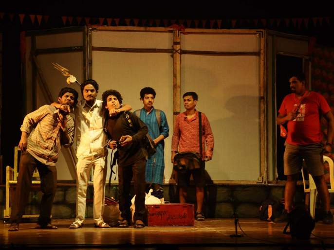 'Ekadashavatar' which won the most prizes but could not won title of sawai one act play competition | सर्वाधिक बक्षीसं जिंकलेली पण 'सवाई' न ठरू शकलेली 'एकादशावतार'