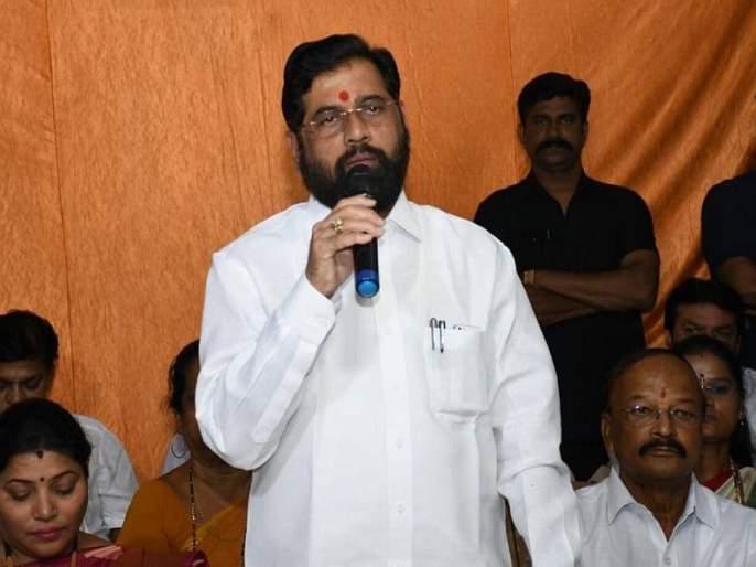 Yes, the Governor will meet the Leader of the Maha Shiva aghadi, Eknath Shinde said because   होय, राज्यपालांना महाशिवआघाडीचे नेते भेटणार, एकनाथ शिंदेंनी सांगितलं कारण