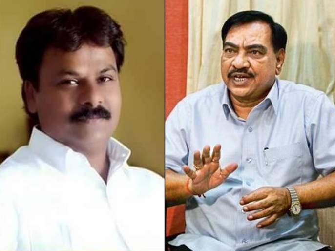 By that time Shiv Sena will not help, Eknath Khadse creates confusion in raver constituency | ... तोपर्यंत शिवसेना खडसेंना मदत करणार नाही, एकनाथराव संभ्रम निर्माण करतायेत