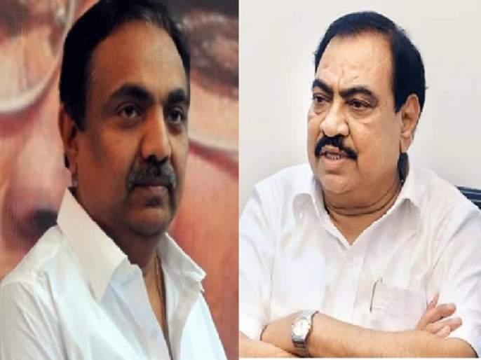 "ncp chief sharad pawar will take decision about eknath khadse to give any post says jayant patil | ""एकनाथ खडसेंच्या पुनर्वसनाची चिंता कोणीही करू नये"""