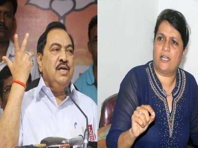 War against corruption is still being removed by non-bailable warrant: Anjali Damania | भ्रष्टाचाराविरूद्ध लढा तरीही अजामिनपात्र वॉरंट काढून होतोय छळ : अंजली दमानिया