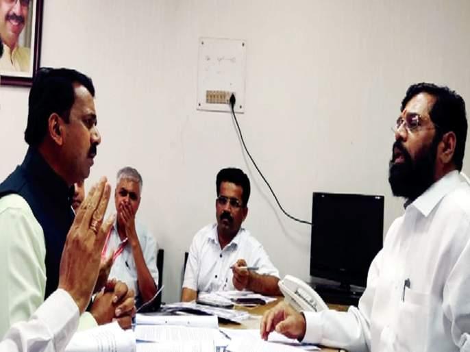 The Pandit Joshi Hospital should take possession of the government; Saw the health worker | पंडित जोशी रुग्णालय सरकारने ताब्यात घ्यावे; आरोग्यमंत्र्यांना साकडे