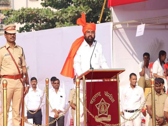 Eknath Shinde will give priority to tourism development along with infrastructure | पायाभुत सुविधांबरोबरच पर्यटन विकासाला देणार प्राधान्य- एकनाथ शिंदे