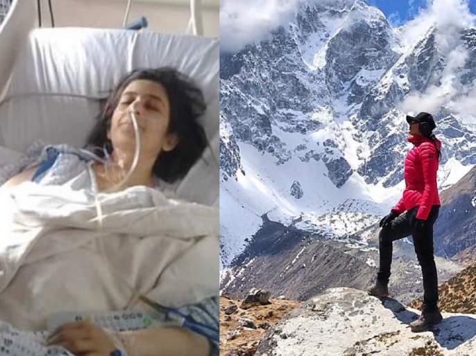 The Bollywood actress Manisha Koirala shared cancer recovery photo | कॅन्सर रिकव्हरीच्या दरम्यानचा फोटो शेअर केला बॉलिवूडच्या या अभिनेत्रीनं, व्यक्त केल्या भावना