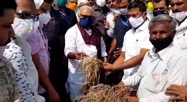 Free foodgrains will be distributed to the needy in the flood-hit areas | पूरग्रस्त भागातील निराधारांना आधार, मोफत धान्य वाटप होणार