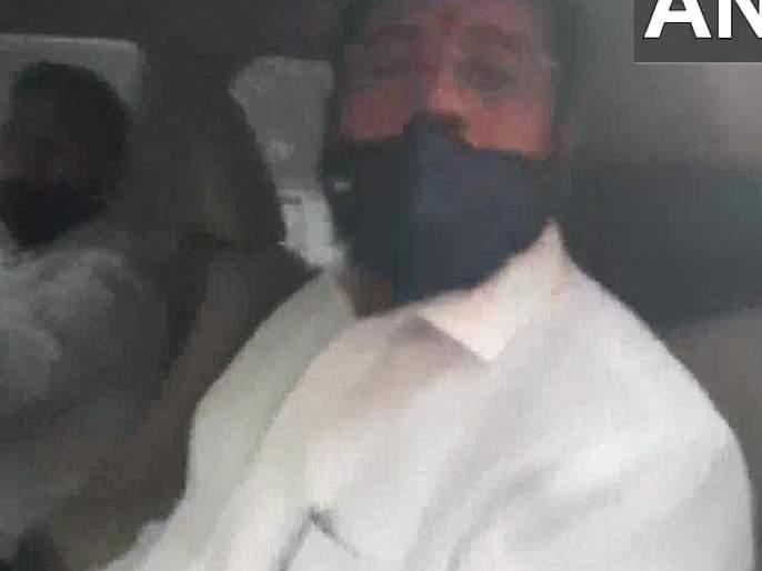 Shiv Sena's minister Eknath Shinde came to Silver Oak; talks with Sharad Pawar | अनिल देशमुख दिल्लीला, शिवसेनेचे एकनाथ शिंदे सिल्व्हर ओकवर; शरद पवारांसोबत खलबते
