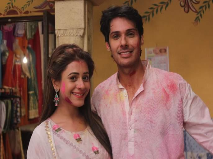 Elaichi and Pancham struggle to celebrate Holi together on Sony SAB's Jijaji Chhat Per Hain | इलायची आणि पंचमचा होळी एकत्र साजरी करण्यासाठी आटापिटा
