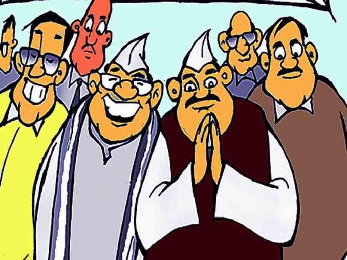 86 candidates in the 4 Lok Sabha constituencies of Mumbai suburb district | मुंबई उपनगर जिल्ह्यातील ४ लोकसभा मतदार संघात८६ उमेदवार रिंगणात