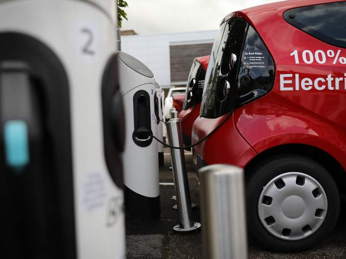 Registration of 5, 8 electric vehicles in the state in one and a half years | राज्यात दीड वर्षात ९,३२६ इलेक्ट्रिक वाहनांची नोंदणी