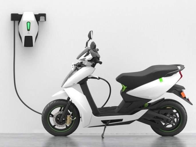 ather energy launched android support touch screen with reverse gear electric scooter | देशातील पहिली स्वदेशी अॅन्ड्रॉईड इलेक्ट्रिक स्कूटर लाँच, मोबाइलपेक्षा लवकर होते चार्ज
