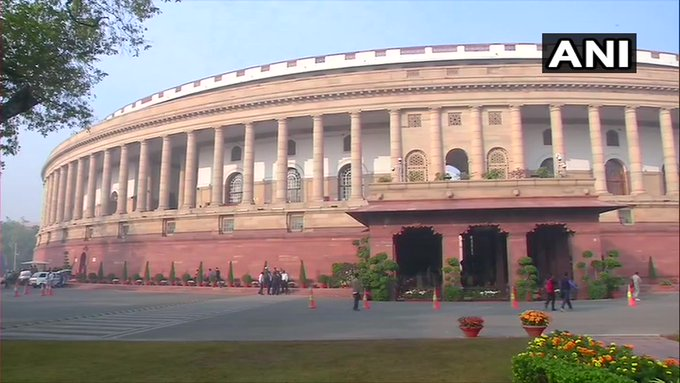 The Citizenship Improvement Bill was approved in the Lok Sabha; Shiv Sena MPs support Modi government | नागरिकत्व सुधारणा विधेयक लोकसभेत; शिवसेना खासदारांनी दिली मोदी सरकारला साथ