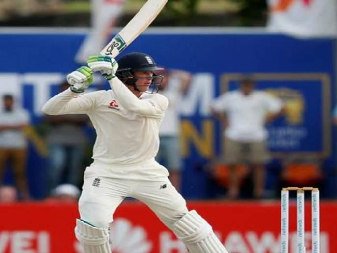 Janeings' century, a difficult target for Sri Lanka, at the end of the third day | जेनिंग्सचे शतक, श्रीलंकेला अवघड लक्ष्य, तिसऱ्या दिवसअखेर इंग्लंडचे पारडे जड