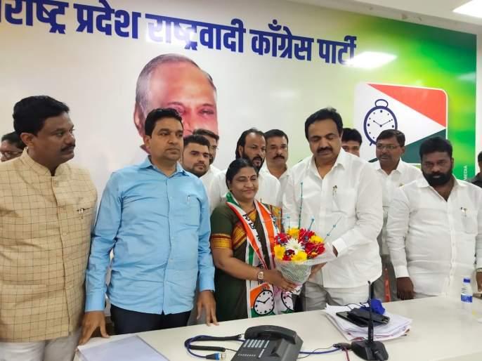 Many Leaders of BJP, Shiv Sena and Congress joined to NCP again in Mira Bhayander | राष्ट्रवादी पुन्हा...भाजपा, शिवसेना अन् काँग्रेसमध्ये गेलेल्या नेत्यांची NCP मध्ये घरवापसी