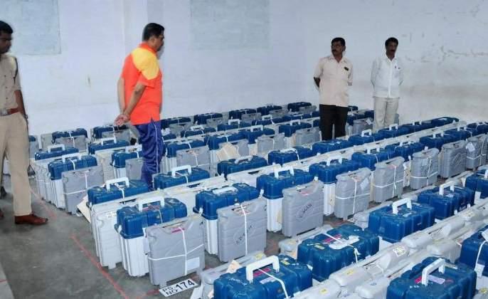 EVM Safe, Ramtek Lok Sabha constituency has no impact on the counting of votes | ईव्हीएम सुरक्षितच, रामटेक लोकसभा मतदारसंघातील मतमोजणीवर परिणाम नाही