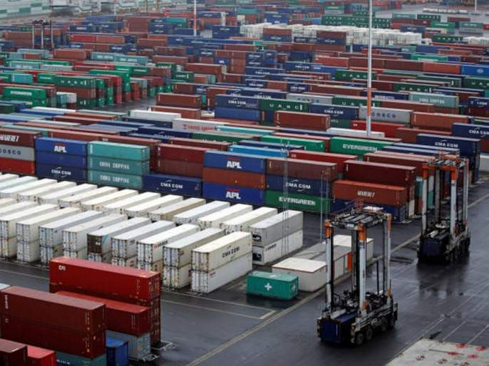 Exports In March Grew By 11 Per Cent To Usd 32.5 Billion Trade Deficit Narrows To Usd 10.89 Billion says Government Data | निवडणुकीच्या तोंडावर मोदी सरकारला मोठा दिलासा, पाच वर्षांत पहिल्यांदाच निर्यातीत वाढ