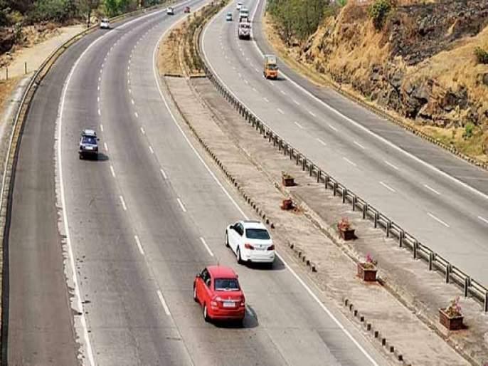 Now the Mumbai-Pune Express-Weaver 'Tactile Edgeline' technology; Experiment to be implemented for the first time in India | आता मुंबई-पुणे एक्स्प्रेस-वेवर 'टॅक्टटाइल एजलाइन' तंत्रज्ञान; भारतात पहिल्यांदाच राबवणार प्रयोग