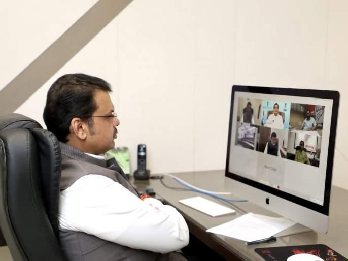 Election : Devendra Fadnavis's post of Leader of Opposition will last for 5 years ?, NCP's question by jayant patil | Election : देवेंद्र फडणवीसांचे विरोधी पक्षनेते पद तरी 5 वर्षे टीकेल का?, राष्ट्रवादीचा सवाल
