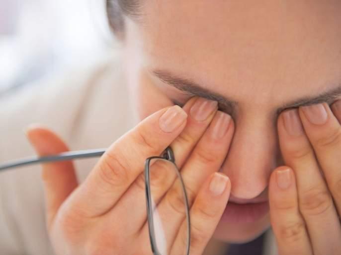 Ignoring eye problems during corona, 50% increase in cataract cases! | कोरोना काळात डोळ्यांच्या समस्यांकडे दुर्लक्ष, मोतिबिंदू प्रकरणांमध्ये ५०% वाढ!