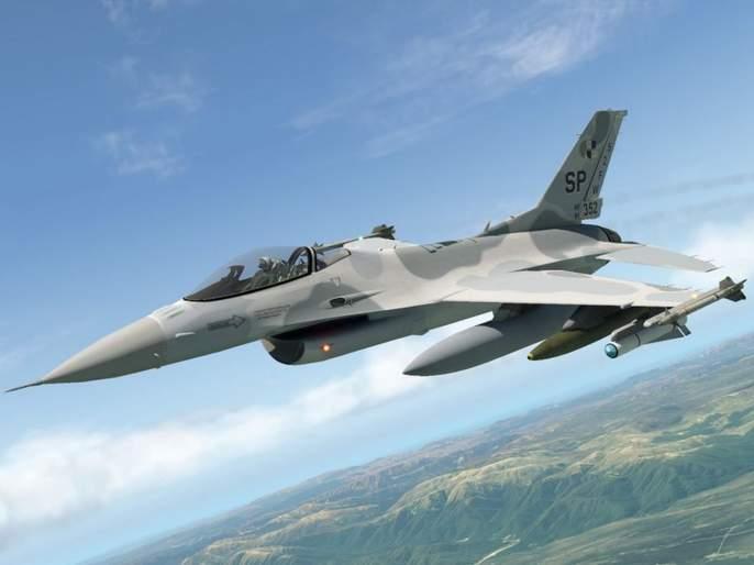 Pakistan ATC mix up, Pak F-16 jets intercepted Delhi-Kabul Spicejet flight last month | भारताच्या प्रवासी विमानाला पाकच्या F-16नं तासभर घेरलं; ना'पाक' कुरापती सुरूच