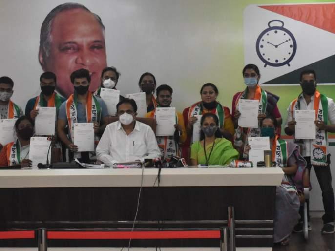 One step ahead of the NCP; Establishment of first LGBT cell in the country | राष्ट्रवादी काँग्रेसचं एक पाऊल पुढे; देशातील पहिल्या 'एलजीबीटी' सेलची स्थापना