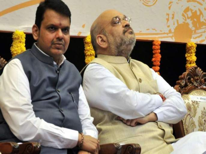 Maharashtra Election, Maharashtra CM: It was announced that Fadnavis will be the Chief Minister   Maharashtra CM: ''फडणवीस मुख्यमंत्री होतील, असे जाहीरच केले होते''