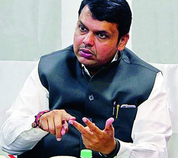 Maharashtra Assembly Election 2019: CM makes 'HomePitch' smart   Maharashtra Assembly Election 2019 : मुख्यमंत्र्यांनी 'होमपीच'ला केले 'स्मार्ट'
