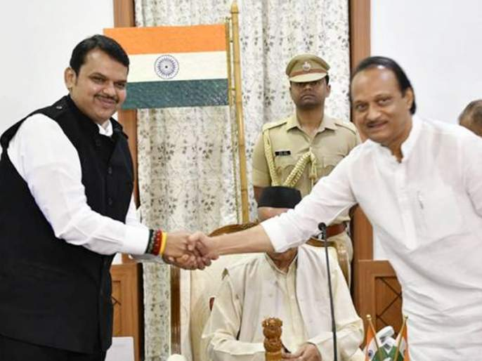 It was miscalculation or misadventure; Sushil Modi on BJP's decision of forming government with Ajit Pawar | अजित पवारांना सोबत घेण्याचं गणित चुकलंच; बिहारच्या मोदींची 'मन की बात'