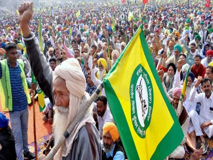 Farmers Protest: BJP will have to pay a big price; Survey of the party from the peasant movement | Farmers Protest:...तर भाजपाला मोजावी लागेल मोठी किंमत; शेतकरी आंदोलनावरून अंतर्गत सर्व्हे