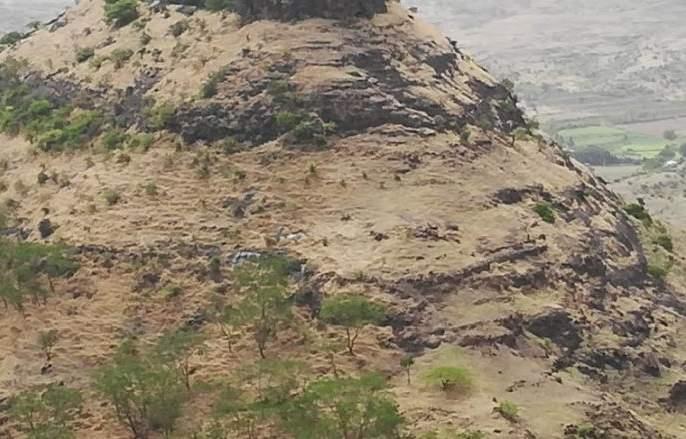The death of a young man after falling from a hill | हिंगोली जिल्ह्यातील युवकाचा डोंगरकड्यावरून पडून मृत्यू