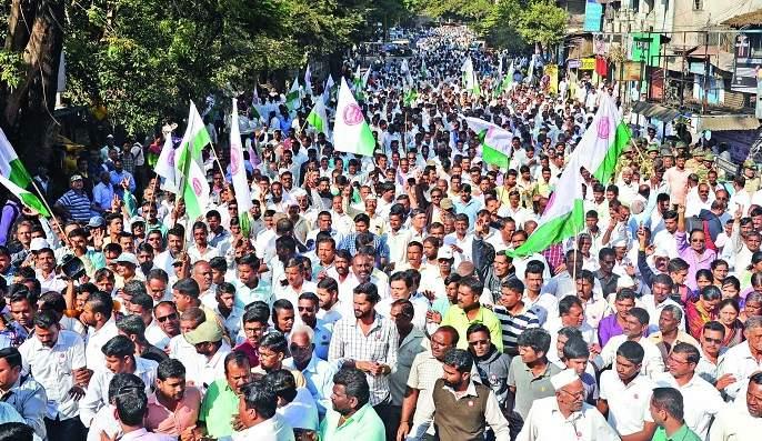 Farmers' movement activists ready to go? | शेतकरी चळवळीचे कार्यकर्ते तडीपार? - जागर
