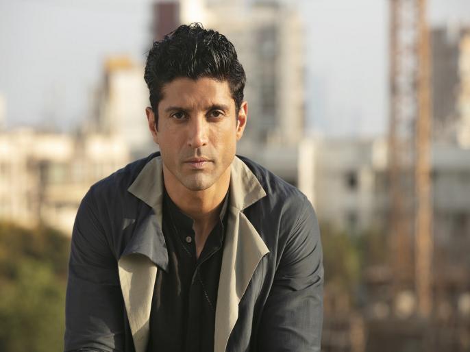 Farhan Akhtar is ready to be entertained by the role of Boxer   फरहान अख्तर बॉक्सरच्याभूमिकेतून मनोरंजन करण्यासाठी सज्ज, जाणून घ्या याबद्दल
