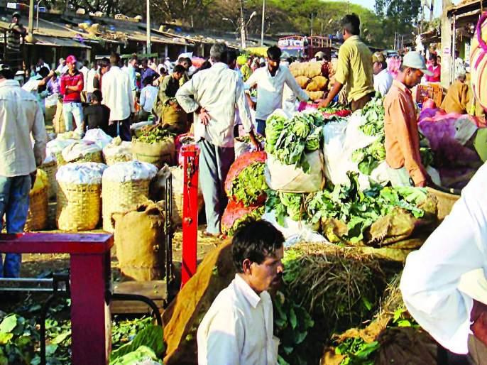 Allowing open purchase of agricultural commodities termination of control of market committees | शेतमालाच्या खुल्या खरेदीला मुभा,बाजार समित्यांचे नियंत्रण संपुष्टात