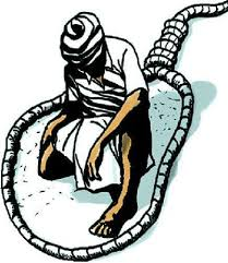Borchhed's debt farmed farmer suicide in the farm | बोरखेडच्या कर्जबाजारी शेतकऱ्याची शेतातच आत्महत्या