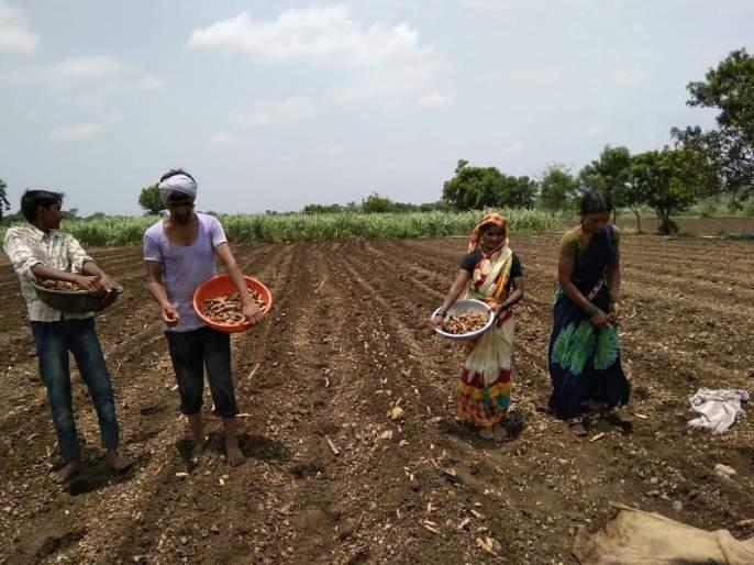 Farmers of Bunda Grounded by Lessons in IITs in Mumbai | बांधावरच्या शेतकऱ्यांनी गिरवले मुंबईतील आयआयटीत शेतीचे धडे