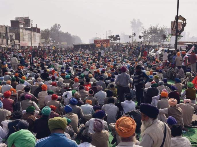 farm laws protest farmer government meeting to be held next on 9 december | पाचव्या बैठकीतही तोडगा नाहीच, सरकारची शेतकऱ्यांसोबत पुन्हा ९ डिसेंबरला बैठक