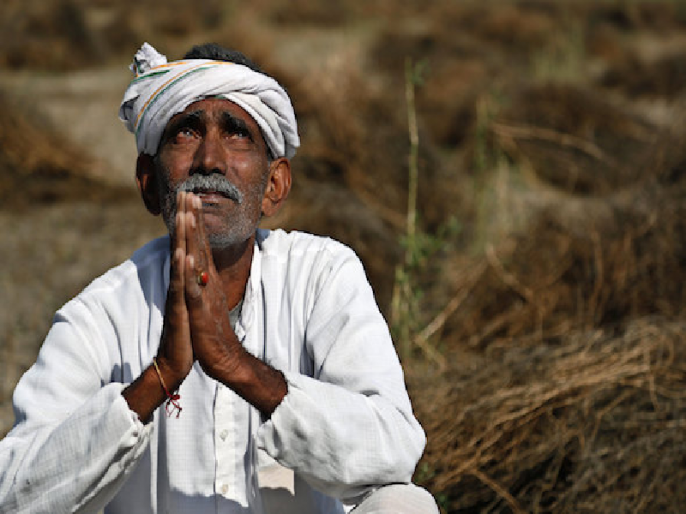 After three months, Money deposit in the Farmer's account, satisfaction in among farmers | बळीराजाच्या खात्यात तीन महिन्यांनी पैसे जमा, शेतकऱ्यांत समाधान