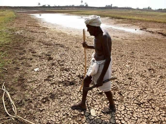 Shiv Sena criticizes the central government over the farmers question   शेतकऱ्यांचे तळतळाट घेऊ नका; सामनातून केंद्रसरकारवर निशाणा