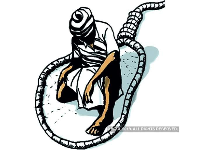 Claims for five suicidal farmers approved   आत्महत्या केलेल्या पाच शेतकऱ्यांचे दावे मंजूर