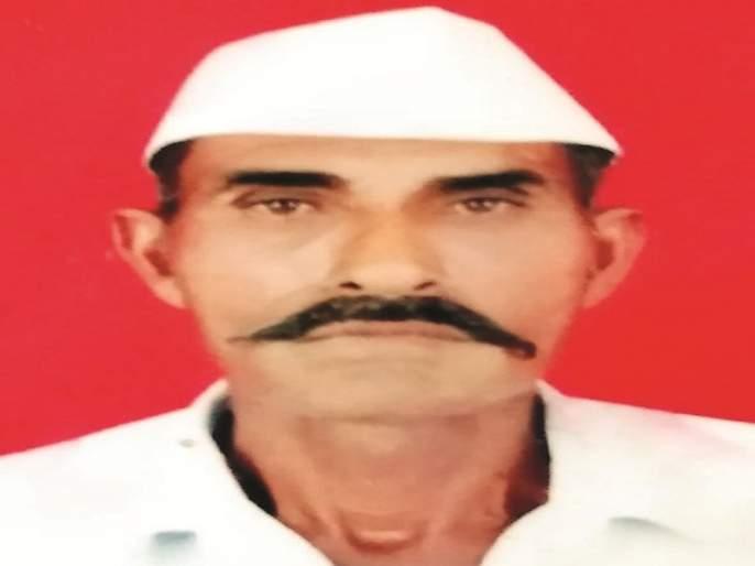 Farmer suicides due to continuous napikis and loans | सततची नापिकी व कर्जास कंटाळून शेतकऱ्याची आत्महत्या